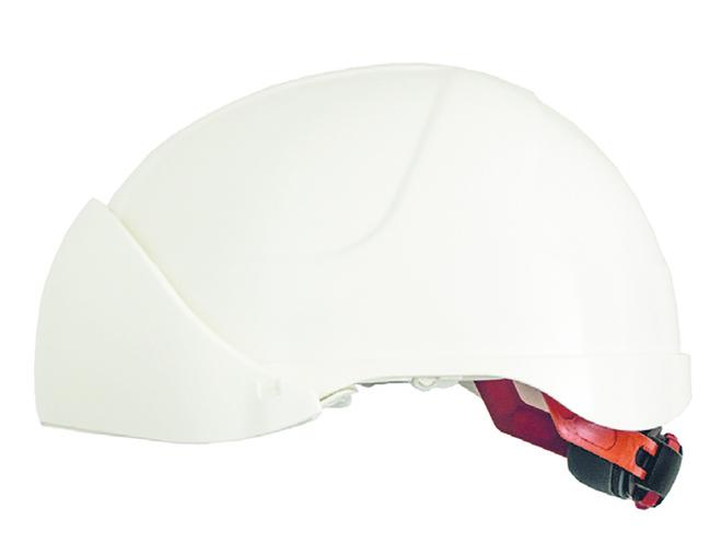 ErgoS Intec Power Helmet with Integrated Face Shield, 14 cal/cm2 image 2