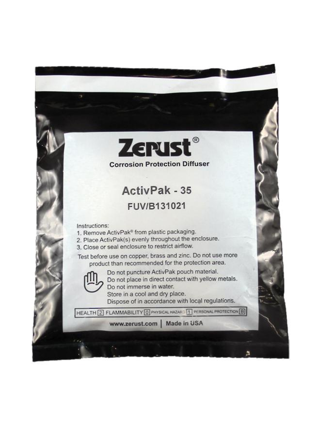 Zerust - Activpak Corrosion Protection Diffuser image 0