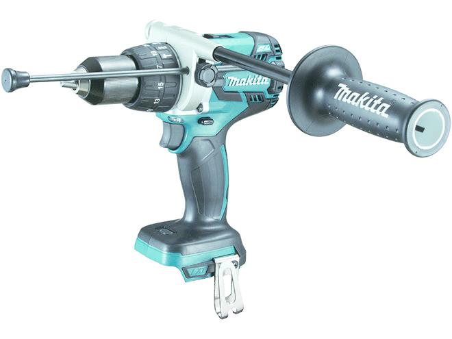 Brushless Hammer Drill Driver image 0