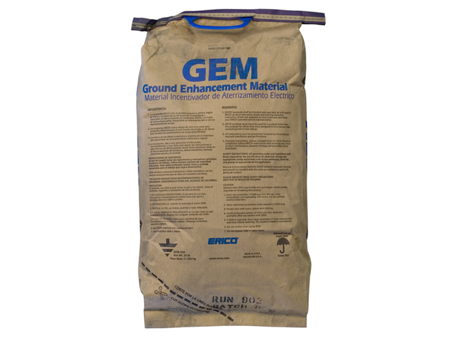 GEM - Ground Enhancement Material image 0