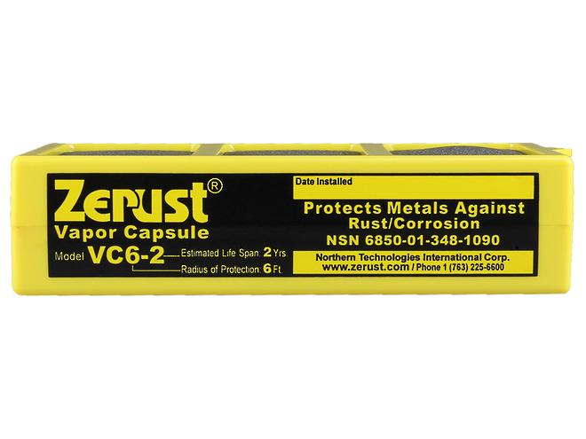 Zerust - Vapour Capsules image 10