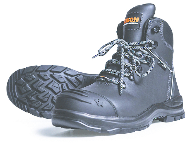 Bison XT Ankle Lace Up Safety Boot image 1