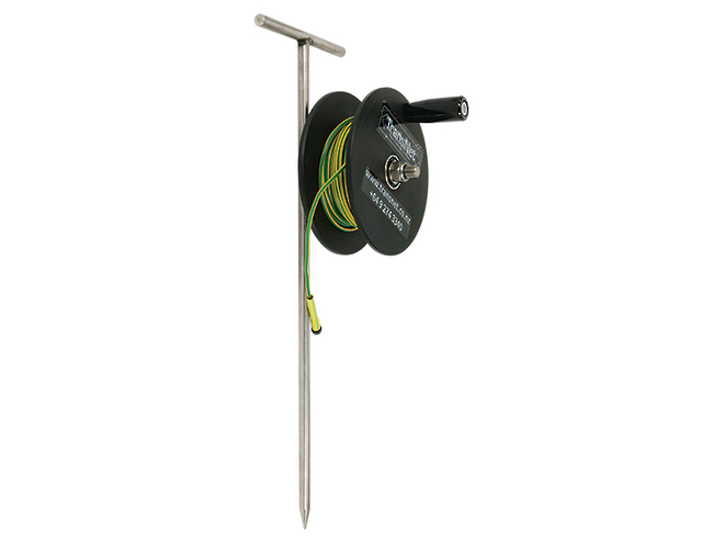 IET15M Independent Earth Tester Reel & Spike image 2