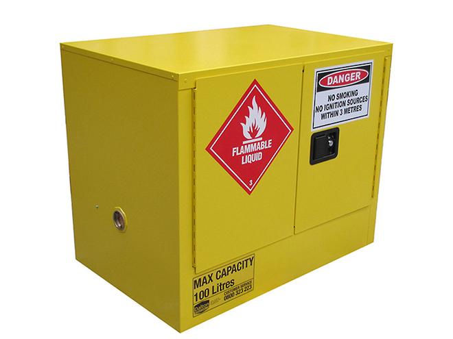 Flammable Liquid Storage Cabinets image 7