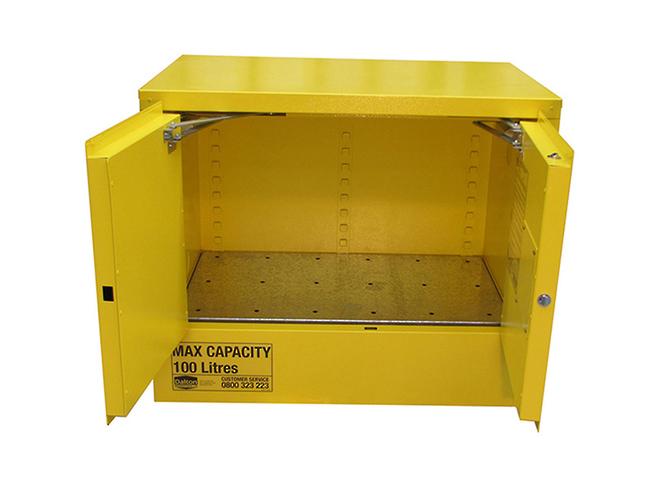 Flammable Liquid Storage Cabinets image 9