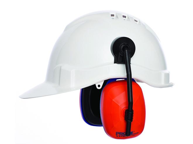 Viper Hard Hat Class 5 Earmuffs image 0