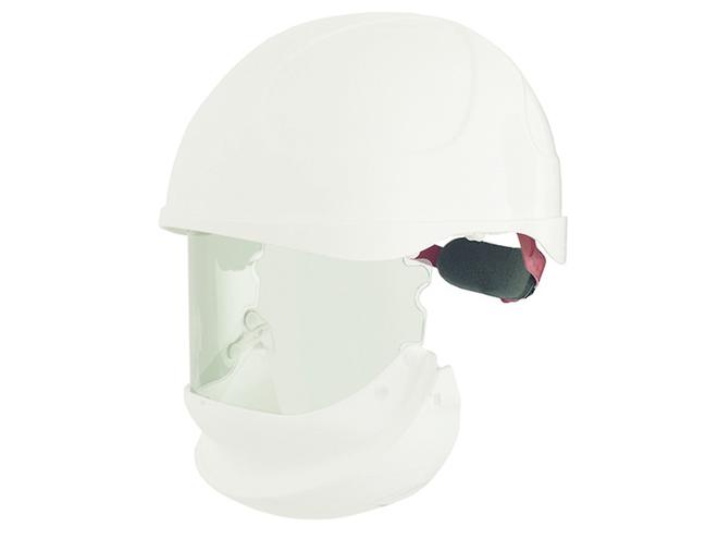 ErgoS Intec Power Helmet with Integrated Face Shield, 14 cal/cm2 image 0