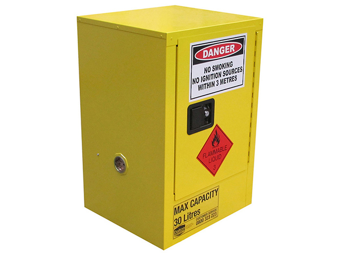 Flammable Liquid Storage Cabinets image 0