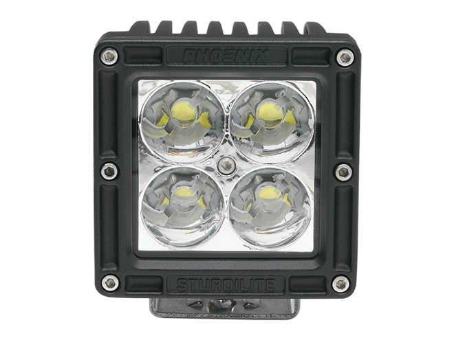 Sturdilite® E-DC Series | Low-voltage LED Floodlight image 1