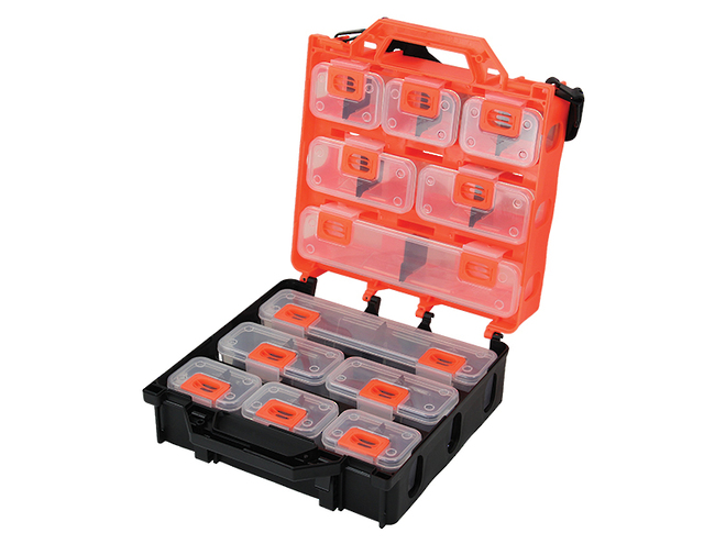 Multi-Compartment Storage Containers image 0