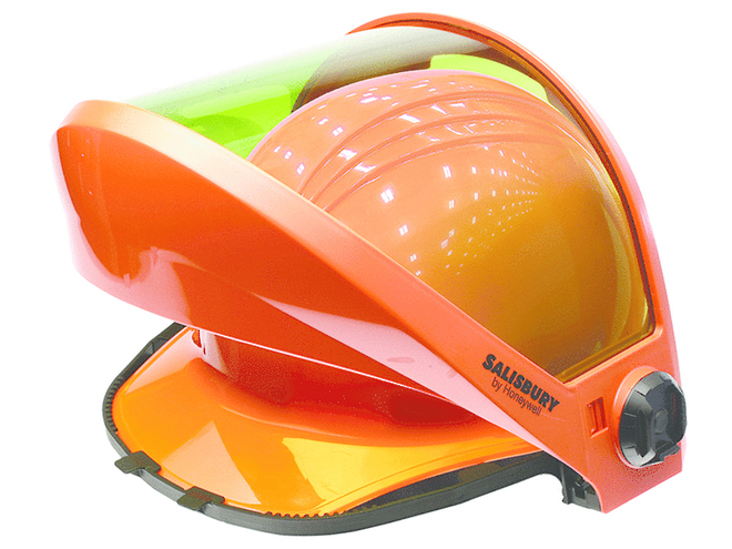 AS1200 Universal Fit Protective Face Shield - HRC2, 12 Cal/cm² image 1
