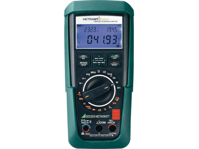 M249A Metrahit Energy TRMS System Multimeter image 0