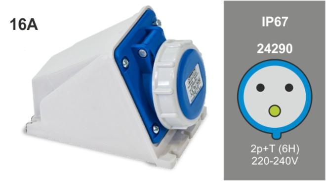 Famatel IEC Sockets/Outlets image 3