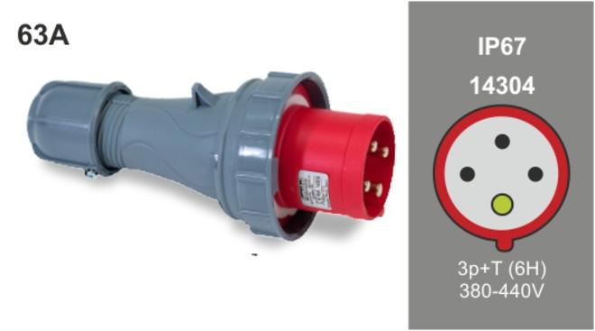 Famatel IEC Plugs image 11