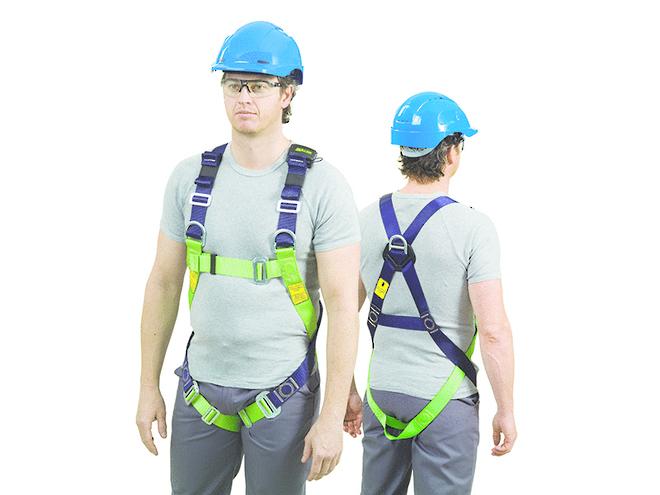 Basic Fall Arrestor Harness image 0
