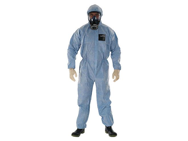 Alphatec FR Disposable Coveralls image 0