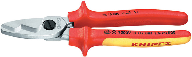 Twin Cut Cable Shears image 0