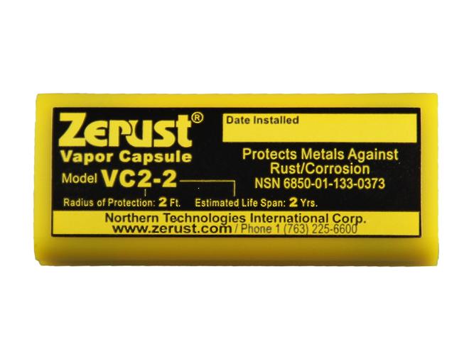Zerust - Vapour Capsules image 1