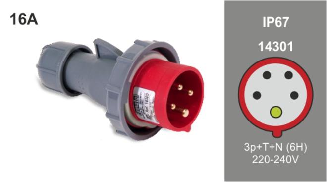 Famatel IEC Plugs image 8