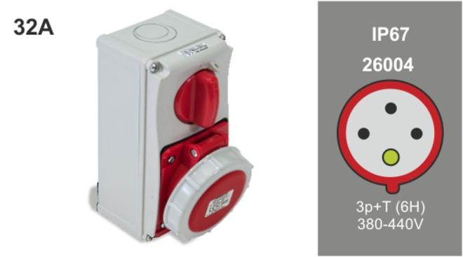 Famatel IEC Sockets/Outlets image 17