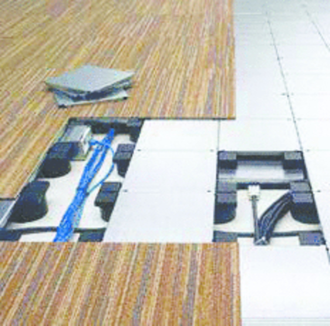 Soluflex Cable Floor System image 1