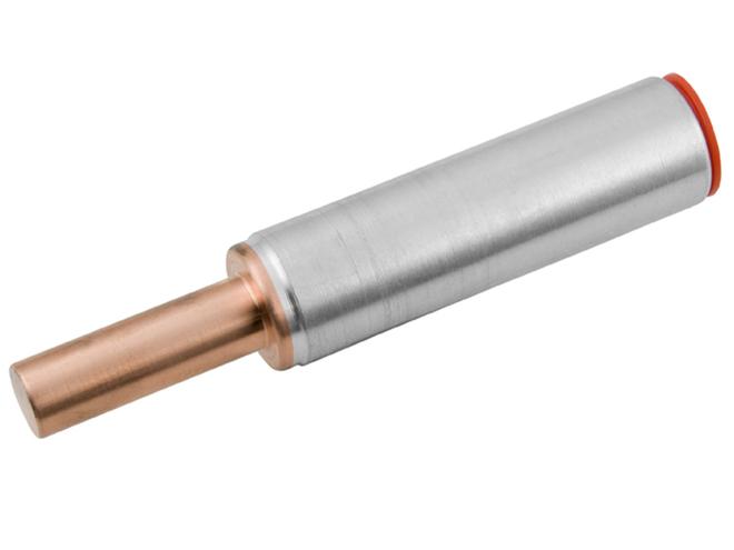 Bi-Metal Crimp Stalk Lug image 0