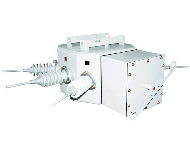 Overhead SF6 Insulated Rotary Puffer Switch, Up To 27kV image 0