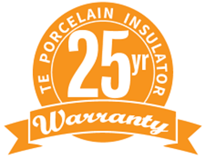 33kV Porcelain Line Post Insulators image 2
