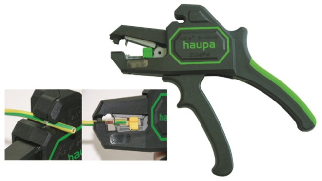 Automatic self-Adjusting Wire Strippers image 5