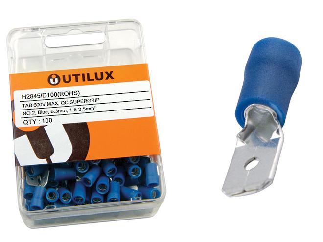 6.3mm QC Tabs image 3