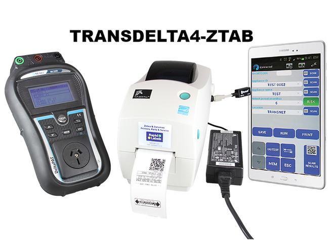 TRANSDELTA4-Z Portable Appliance Tester Kits image 2