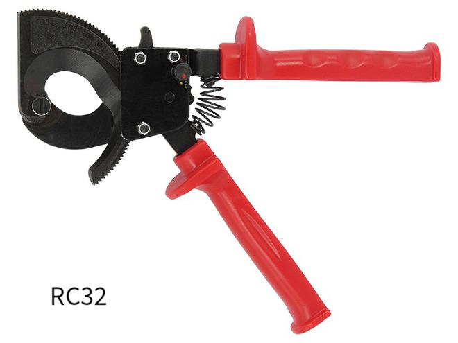 Ratchet Cable Cutters image 0