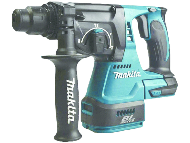 Brushless Combination Hammer Drill image 0