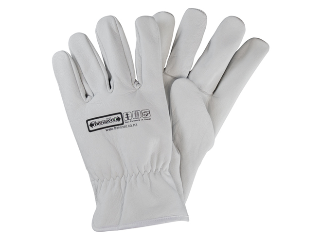 Leather Working Gloves image 0