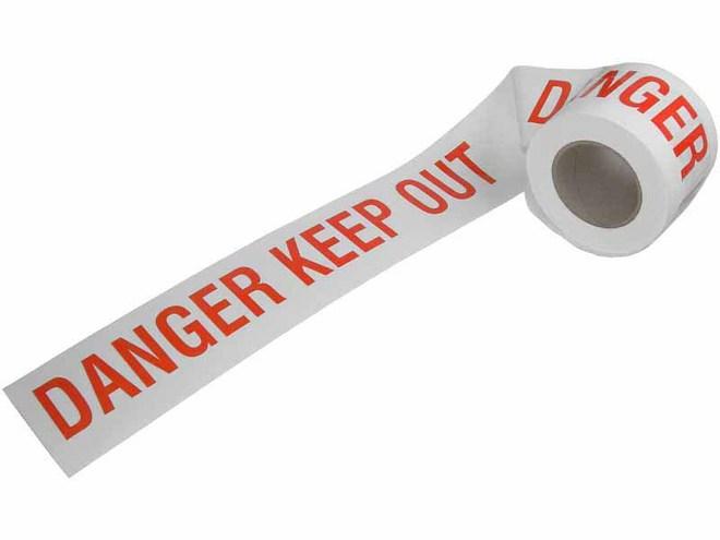 Warning Strip & Danger Tape image 3