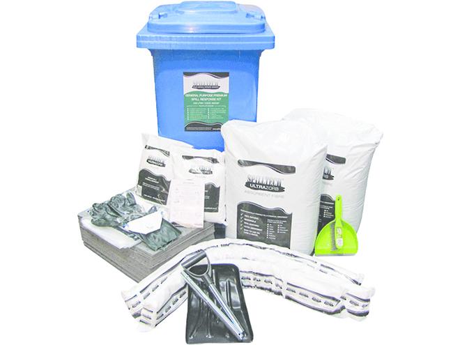120L & 240L General Purpose Spill Kits image 0