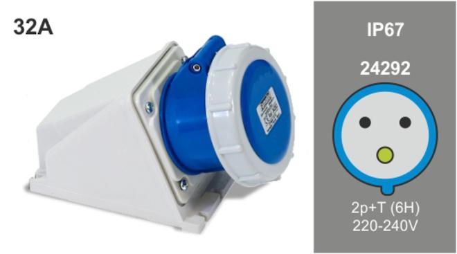 Famatel IEC Sockets/Outlets image 4