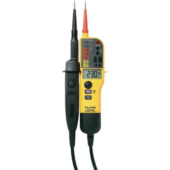 Fluke-T130 & T150 Voltage & Continuity Tester image 1