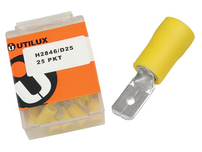 6.3mm QC Tabs image 5