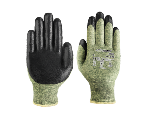 Ansell Activarmr® Fire & Cut Resistant Work Gloves image 0