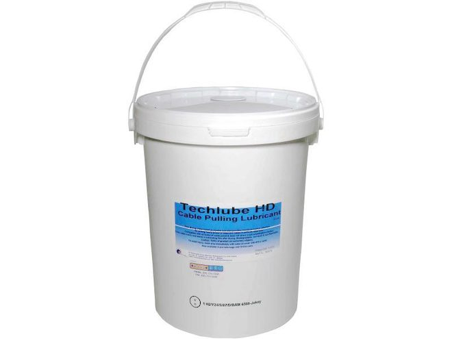 Techlube Heavy Duty Cable Pulling Lubricant image 0