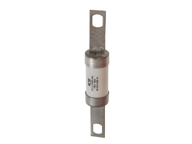 HRC Fuse Link Central Tags 111mm Fixing Centre - TBC Type image 0