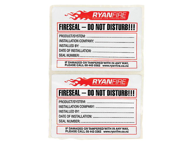 Ryanfire - Fire Stopping Products image 16