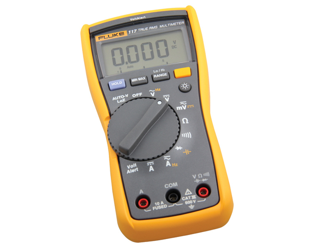 Fluke 117 Multimeter image 0