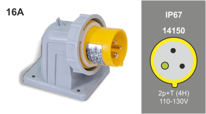Famatel IEC Inlets image 0