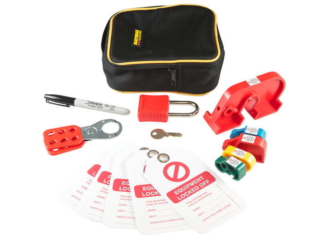Lock Off Kit image 0