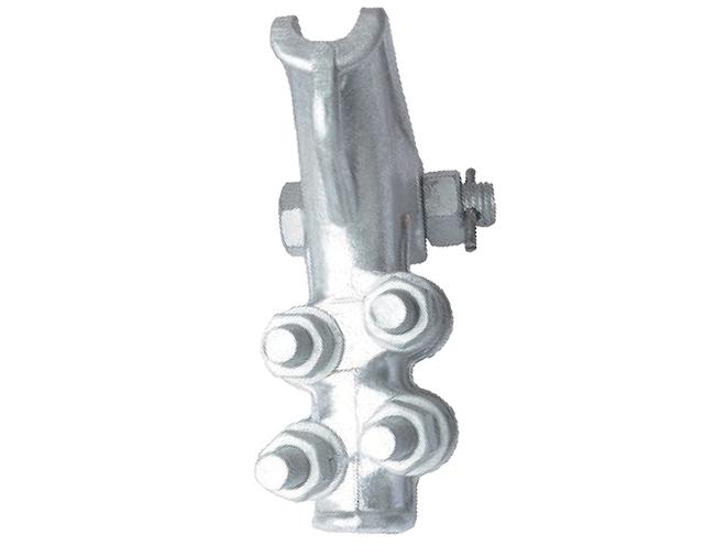 Strain Clamps - Aluminium & Cast Iron image 0