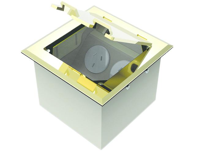 FB145 Series Floor Box image 0