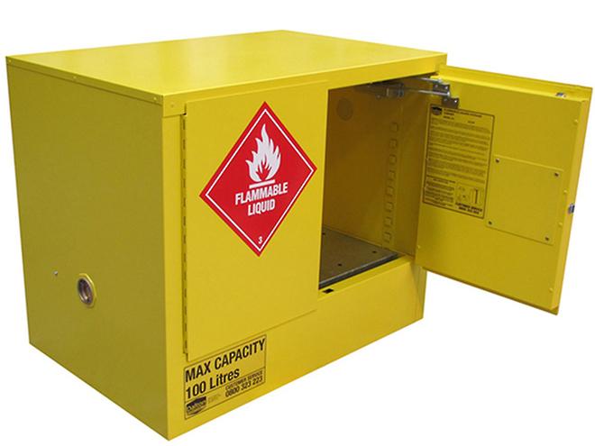 Flammable Liquid Storage Cabinets image 8