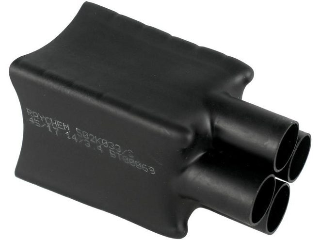 Breakout Boots - Heatshrinkable Cable Breakouts for Power Cables image 0